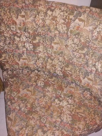 Sofá de canto antigo