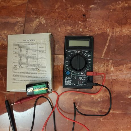 Цифровой  мультиметр DT-830 B