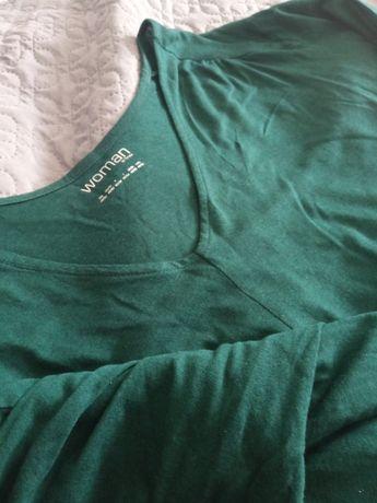 Duża bawełniana koszulka Tchibo 48/50