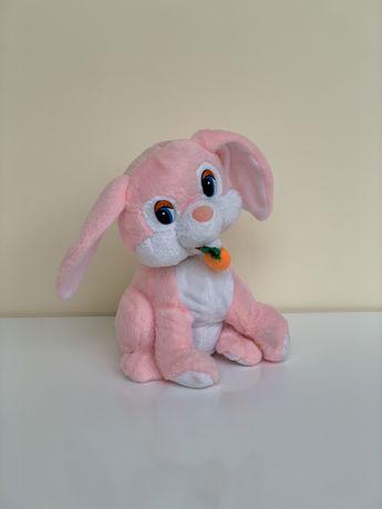 Интерактивная игрушка інтерактивна іграшка зайчик заяц