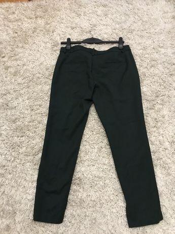 Spodnie cygaretki Zara