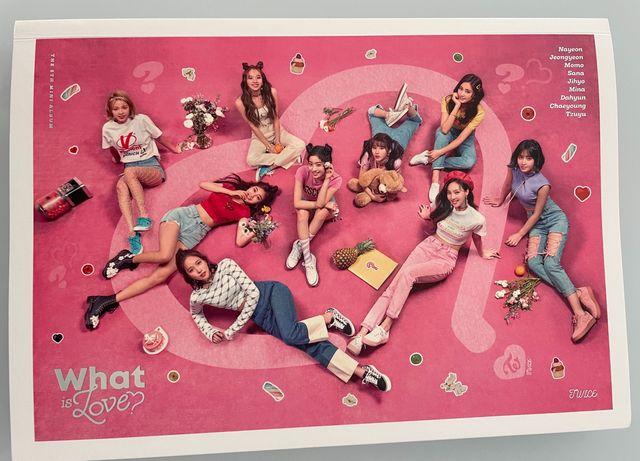 Álbum kpop Twice