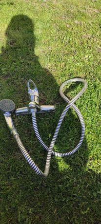 Bateria do wanny z prysznicem