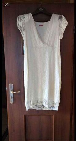 Sukienka ślubna, ciążowa