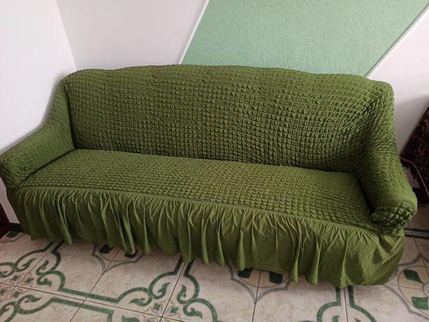 Продається диван б/у, розкладний