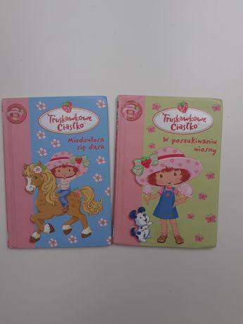 Książki Truskawkowe ciastko