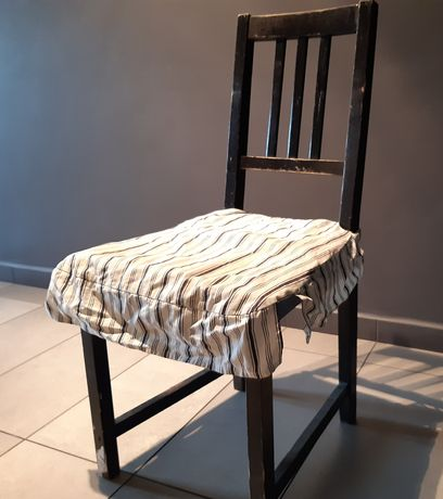 Poduszka na krzesło ingolf Ikea 6 sztuk