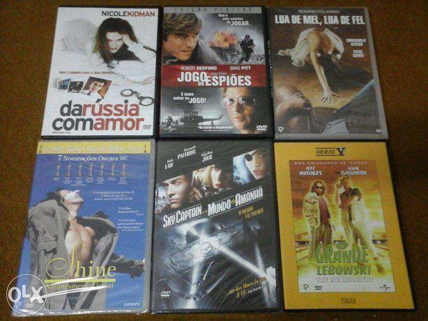 Vários DVDs II