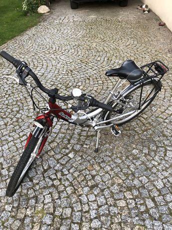 Rower młodzieżowy Sektor Classic