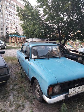 Москвич ИЖ 412 обмен