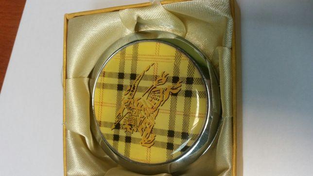 Elegancki Kompakt podręczny lusterko