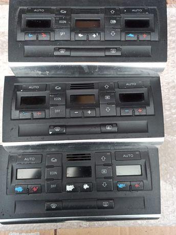 AUDI A4 B6 00-04R panel kimatronika klimatyzacji nawiewu 8E0820.043H