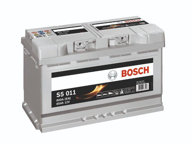 Аккумуляторы - АКБ Bosch S3, S4, S5 (Бош)