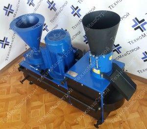 гранулятор комбікормів та пеллет 220в та 380в продуктивність від 40 кг