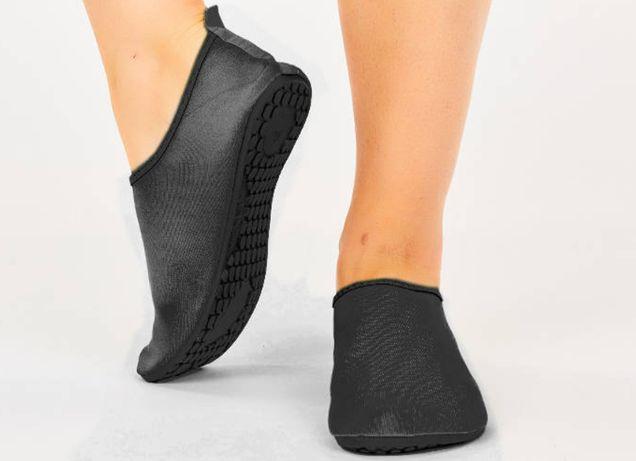 Неопреновая обувь аквашузы Skin Shoes для спорта и йоги