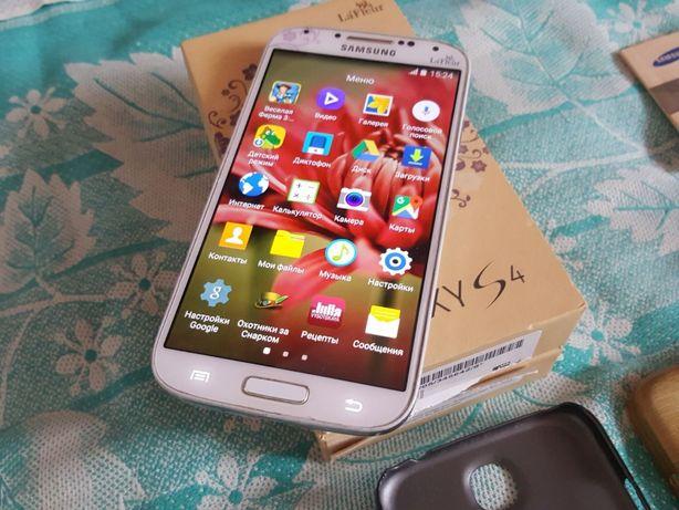Смартфон Samsung s4 2/16GB i9500 La Fleur 8 ядер+флешка 16GB!
