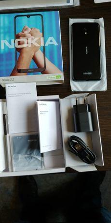 Smartfon Nokia 2.2 Nowy gwarancja Radom telefon