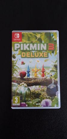 Pikmin 3 - Deluxe Nintendo Switch