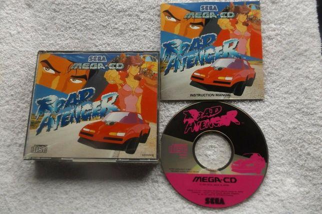 игра road avenger (sega mega cd) оригинал