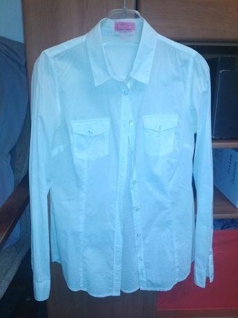 Sprzedam białą koszulę