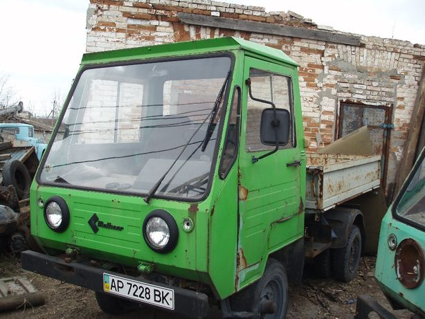 ifa 25 Multicar не на ходу