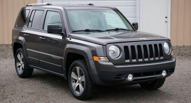 Продається авто Jeep Patriot 2017