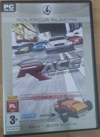 Gra komputerowa PC Race The WTCC Game złota edycja, wyścigi