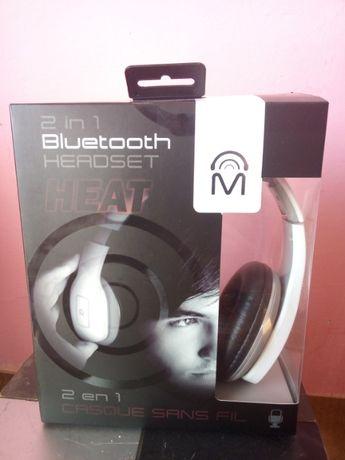 Nowe Słuchawki Mental Beats bluetooth 2 in 1