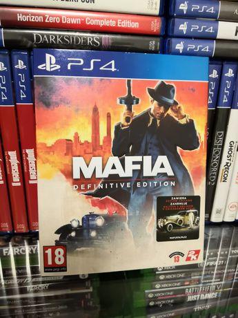 Ps4 Mafia devinitive edytion PL