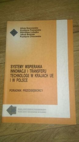 Systemy wspierania innowacji i transferu technologii w krajach UE