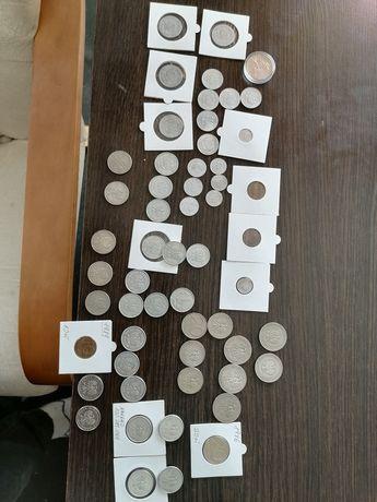 Sprzedam lub zamienię zestaw monet PRL