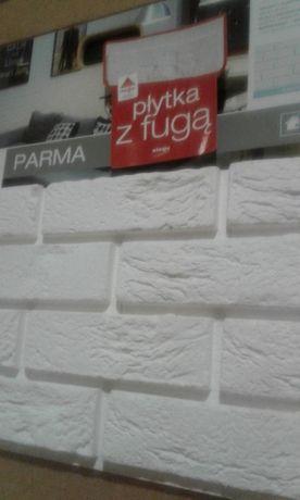 STEGU - PARMA stara cegła biała z fugą -BIAŁYSTOK