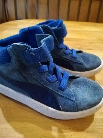 buty puma niebieskie 32