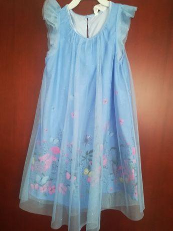 Sukienka tiulową h&m