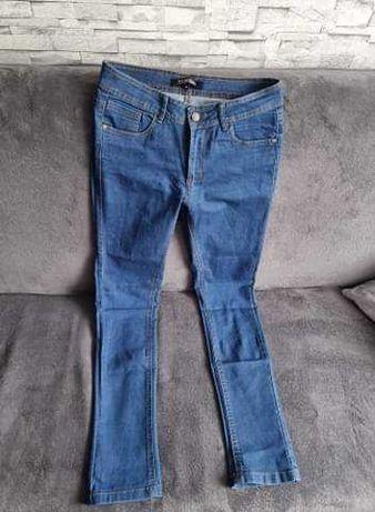 Spodnie damskie jeansowe Top Secret r 36