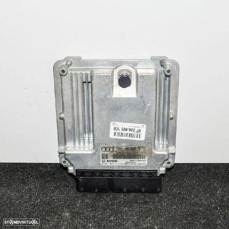 AUDI: 0281015318 , 03L906022JN Centralina do motor AUDI A4 (8K2, B8) 2.0 TDI