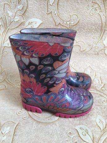 Резинові чобітки Demar 22-23 розмір