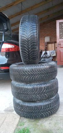 Шини Michelin Alpin A4 205/65/15 Зима Протектор 6.5мм Мішелін Альпін