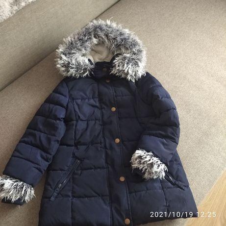 курточка для дівчинки 5-7р