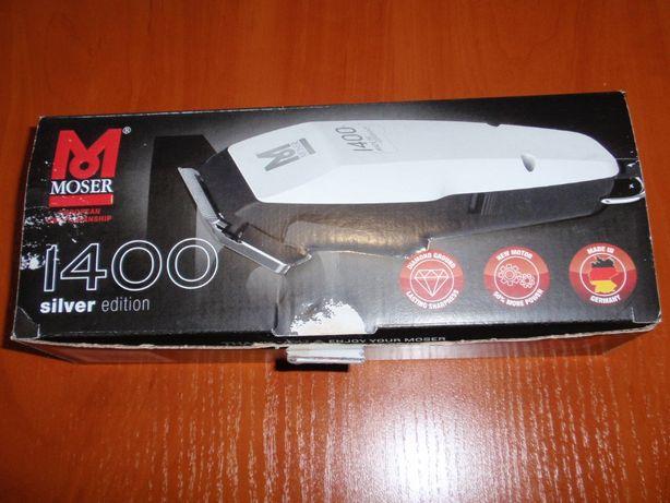 Машинка для стрижки Moser 1400 ОРИГІНАЛ 2 два роки гарантії