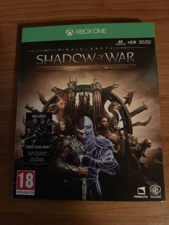Shadow of Mordor - Gold Edition Xbox One