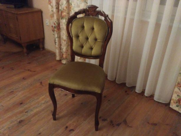 Sprzedam stylowe krzesło.