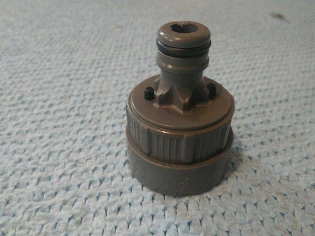 Коннектор с автостопом водозаборной колонки Gardena (08250-00.630.00)