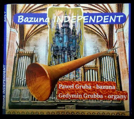 BAZUNA Independent - unikatowa CD!