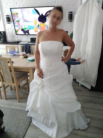 Suknia Ślubna odbiór osobisty
