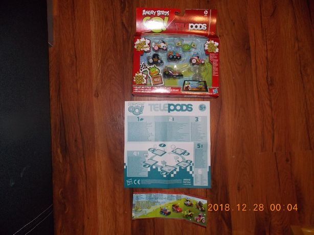 Angry Birds Telepods Multipack A6031