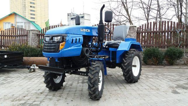 Трактор Мототрактор Lider-160 LITE