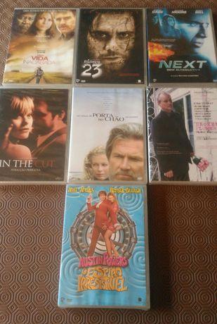 DVDs novos - Filmes