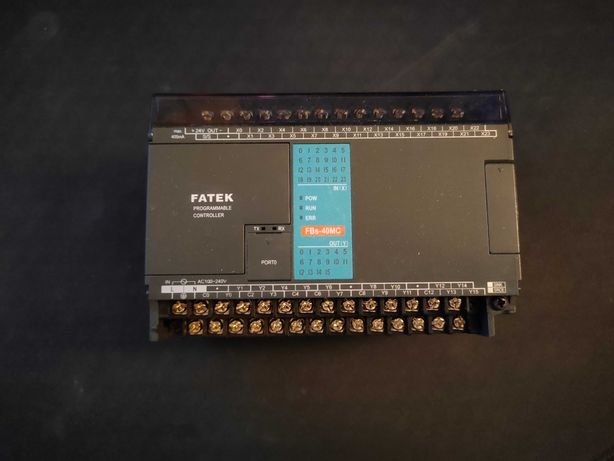 Sterownik FBs-40MCR2-AC