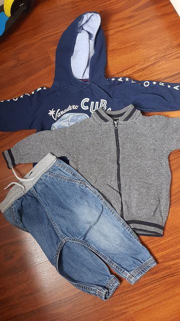 Zestaw bluzy i spodnie h&m mayoral